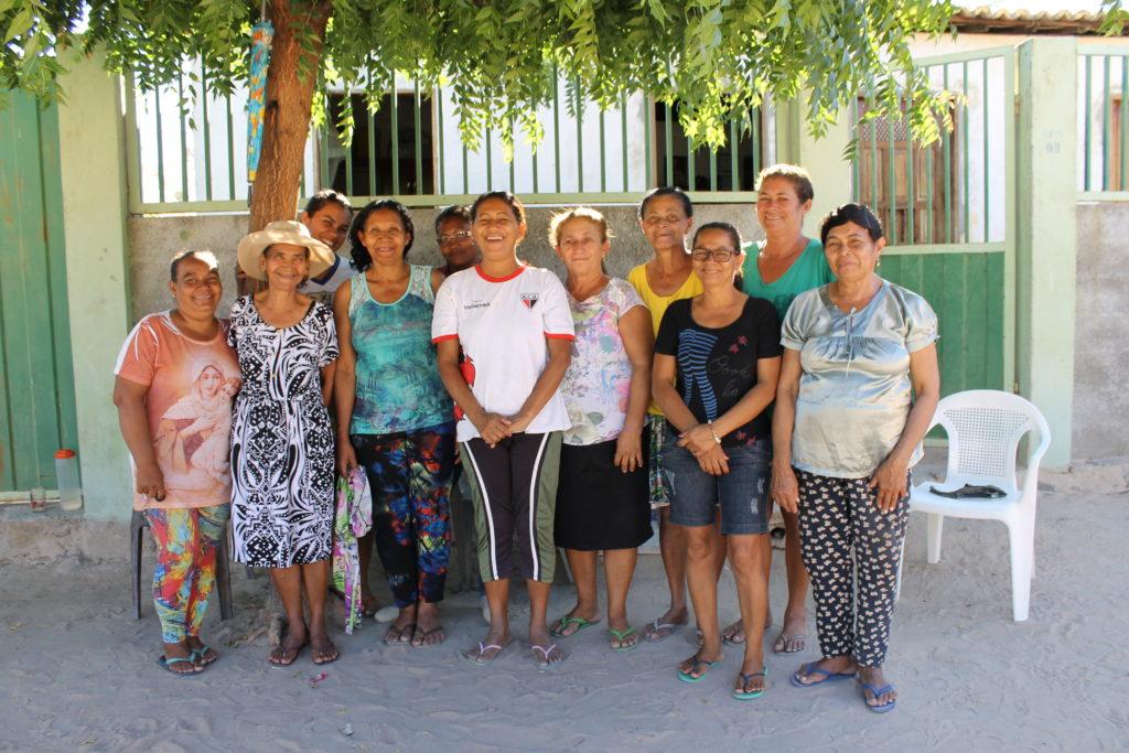 Horta Comunitária da comunidade Malhadinha (2016)