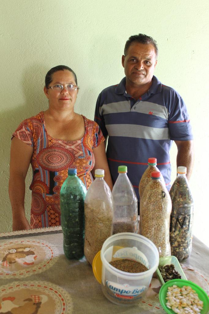 Rosilda Luz de Carvalho e Nonato Amâncio de Souza (2017)