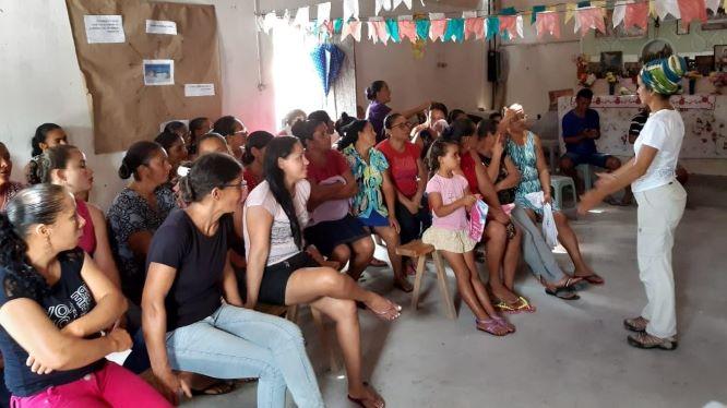 Comunidades Brejeiras de Pilão Arcado recebem visita do Slow Food