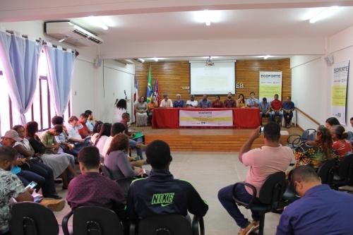 ECOFORTE REDES | Organizações da agricultura familiar marcam presença no lançamento do Projeto Rede de Agroecologia do Baixo Sul