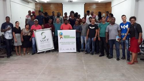 BA Produtiva | Seminário de Avaliação do Projeto Bahia Produtiva reúne 11 projetos produtivos do Baixo Sul da Bahia