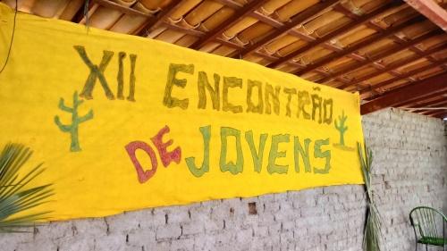 JUVENTUDES | Comunidade Lagoa da Onça sedia XII Encontrão de Jovens de Campo Alegre de Lourdes
