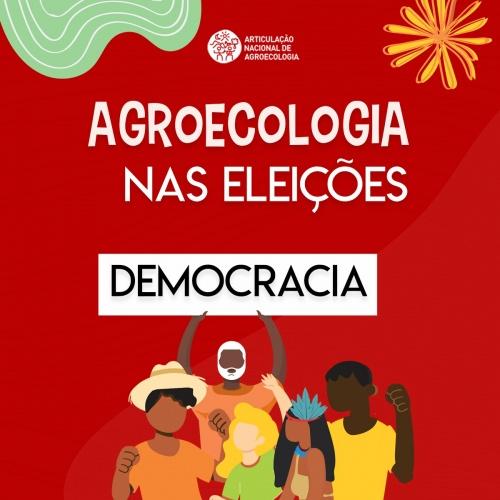 Movimento agroecológico apresenta propostas para as eleições municipais