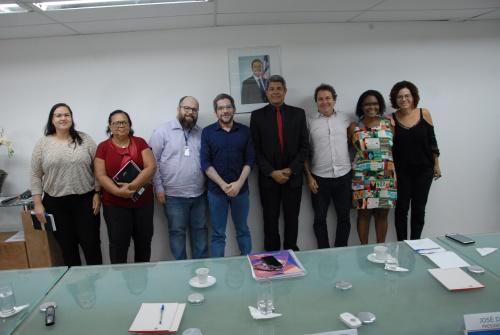 PNAE | Secretaria e CONSEA deliberam sobre segurança alimentar e nutricional