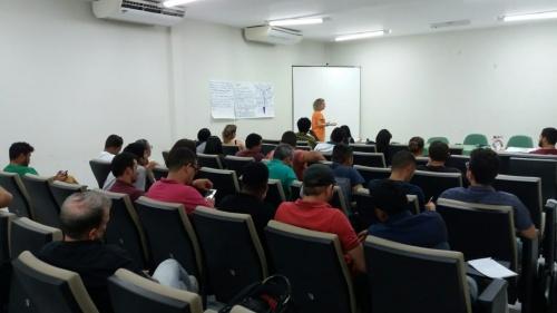 SEMENTES DA TERRA | Equipe do Projeto Sementes participa da 1a Formação em Agrobiodiversidade em Juazeiro (BA)