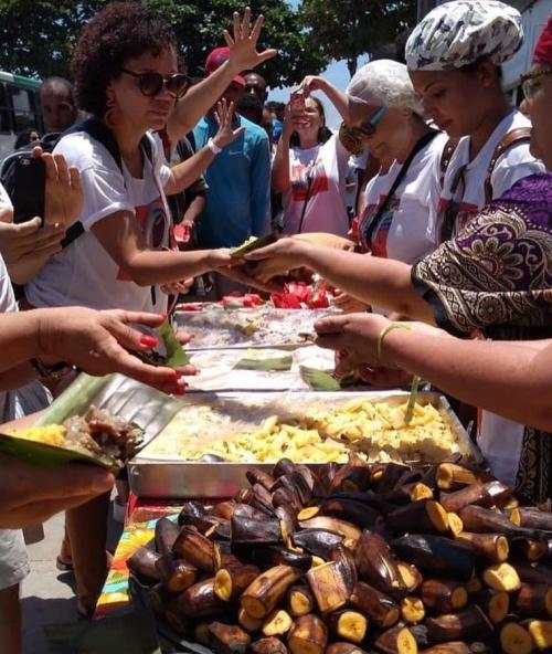 BANQUETAÇO I Banquetaços acontecem em mais de 40 cidades em todo o Brasil pela manutenção do Consea e em defesa da comida de verdade