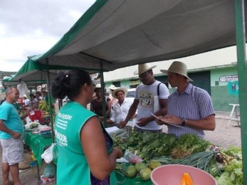 Rotas marcam segundo dia da Caravana Agroecológica e Cultural da Bahia