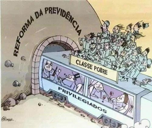 REFORMA DA PREVIDÊNCIA | Reforma da Previdência ameaça diretamente economia dos municípios