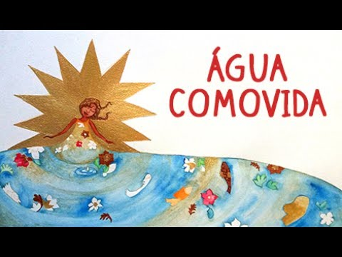 ÁGUA COMOVIDA quer virar LIVRO