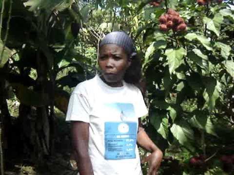 Agricultora fala da importância da Agroecologia