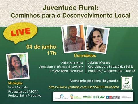 Juventude Rural: Caminhos para o Desenvolvimento Local