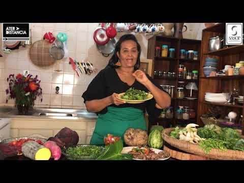 """Série """"Na cozinha"""": Segurança Alimentar e Nutricional com a nutricionista Veranúbia Mascarenhas"""