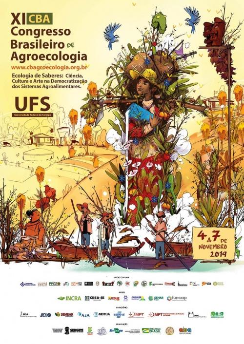 CBA     Congresso Brasileiro de Agroecologia propõe diálogo entre conhecimentos diferentes e essenciais para as lutas sociais