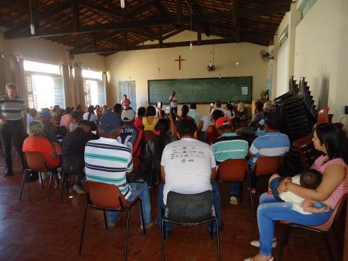 ATAF | Jovens da ATAF e parceiros avaliam as Feiras Agroecológicas realizadas nos  municípios de Pilão Arcado e Campo Alegre de Lourdes
