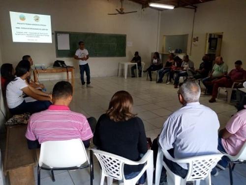 ATAF e parceiros trabalham na perspectiva do fortalecimento da comercialização dos produtos da agricultura familiar