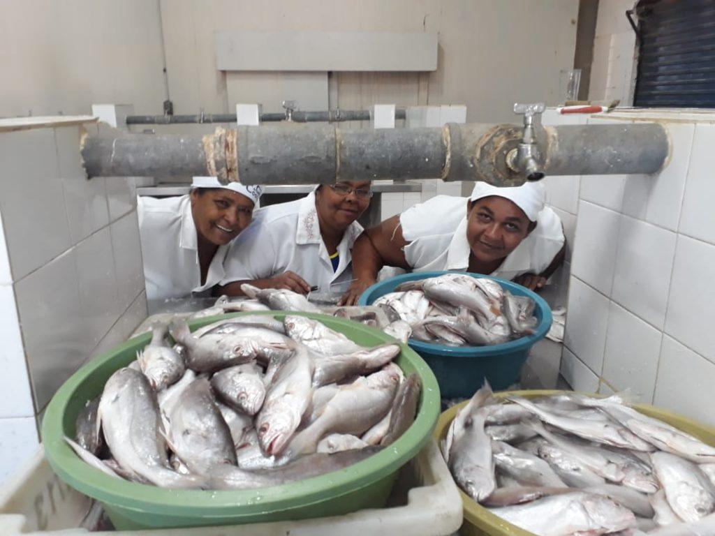 A importância da pesca artesanal para as mulheres no interior da Bahia