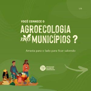 Encontro socializa a escolha de Jacobina como município piloto para o projeto Municípios Agroecológicos