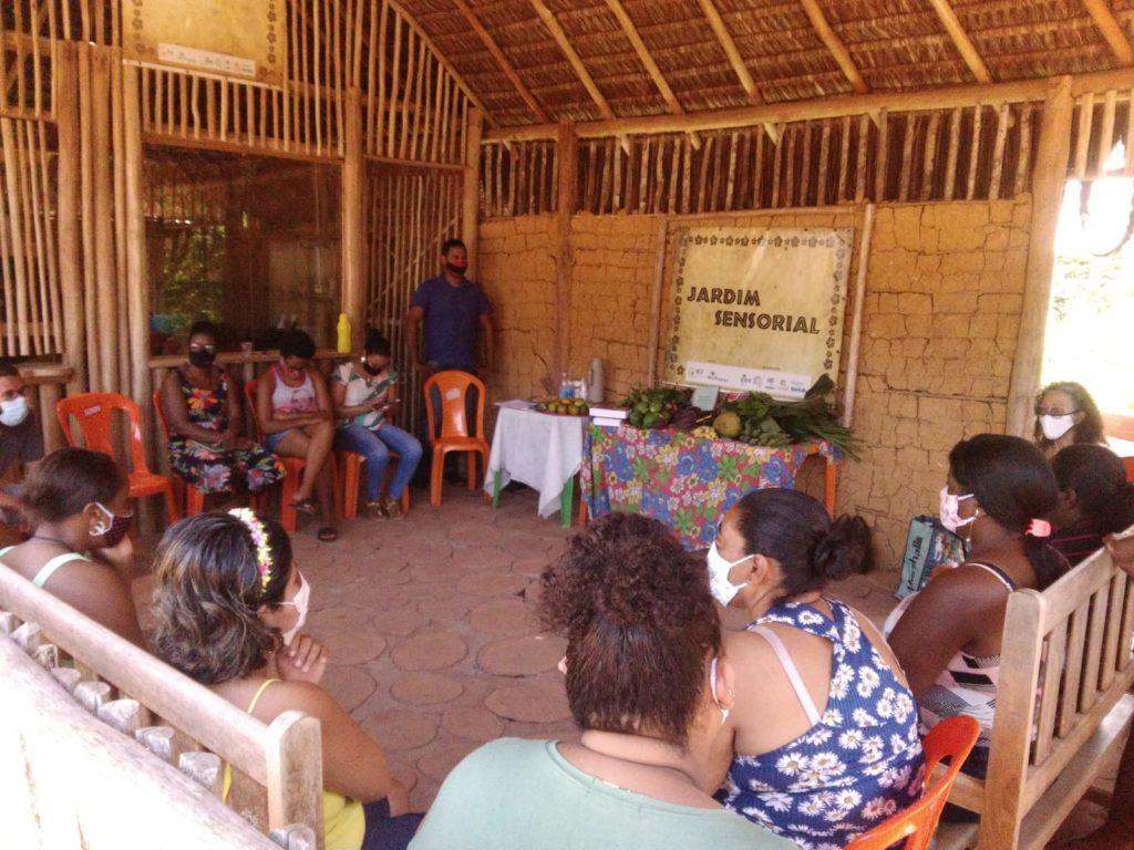 Encontro Comunitário discute Segurança Alimentar e Nutricional no Quilombo do Jatimane